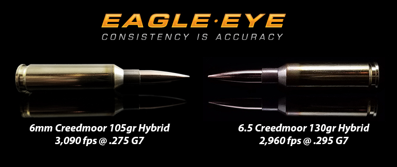 6mm Creedmoor Vs 6 5 Ballistic Comparison